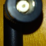 Close Up Of SMA Antenna